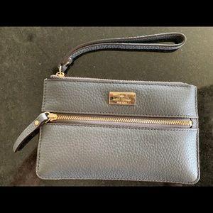 Kate Spade - Wallet Wristlet - Grey